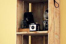 Vintage Camera's / by Nadine Collings-Jones