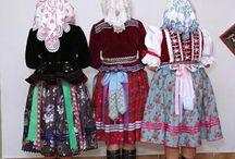 Slovak folk costume / Rejdová / Slovenský kroj / Rejdová