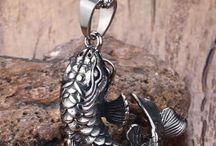 5 Koi fish jewelry