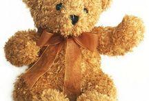 Bears / Guilty pleasures! / by Wanda Dalsin