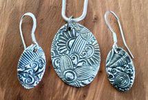 Silver Jewellery sets
