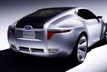 Ford Autos Concepto
