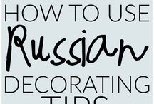 Russian tips