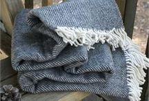 Yün Battaniye / Kış aylarında içinizi ısıtacak birbirinden güzel yün battaniyeler