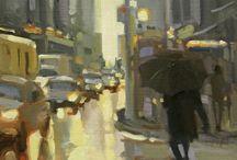 Sarah Kidner Art