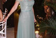 vestidos mãe da noiva ou noivo