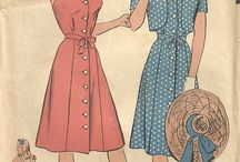 1940s Sundress