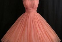 Dresses / My inspirational dresses