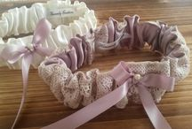 Custom garter sets / Custom wedding garter -
