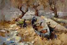Original Oil Painting / Fine oil paintings here