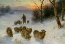 Walter Hunt Paintings