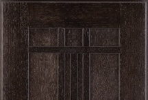 Quartersawn Oak Door Styles / by Schuler Cabinetry