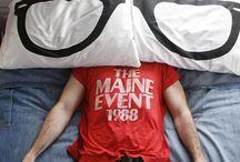 Puffy Pillows / by Krystal Bingham