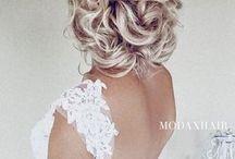 Účesy na svatbu