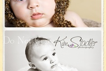 Baby photography / by Kimberly Vandiver