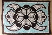"Handmade Rag Rugs / A collection of rag rugs from across the world including Ragged Life handmade rugs, Berbere ""Boucherouite"" rugs, shaggy rugs, loopy rugs, rag rug DIY tutorials and videos."