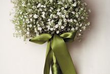 If I had a flower... / Bridal bouquets, and Flowers to wear - references and ideas