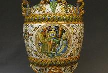 Italian Pottery / Exquisite Italian Art Pottery
