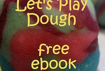 Kids Love Play Dough