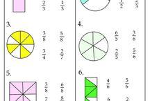 výukové listy - matematika, geometrie