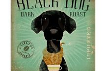 For the Love of a Black Dog . . .