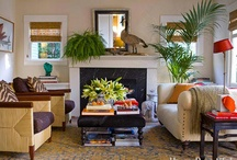 family room / by Karen Pittson