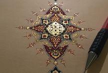 Islamic art I like