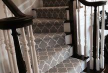 Stairs main floor