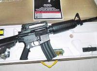Mainan Airsoft Gun Spring