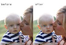Un-scary Photoshop / by A Jennuine Life - Jenn