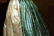 18th century costumes