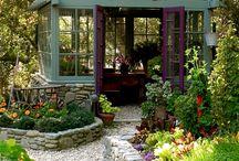 Inspiration växthusmiljö