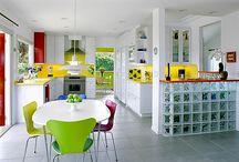 COLOR! - Kitchen Remodel