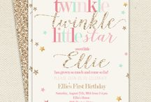 Birthday Invitations - Female