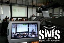 Live-Mitschnitte / Eine unserer Kernkompetenzen sind Live-Mitschnitte von Veranstaltungen.
