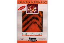 SALMÃO MARINADO