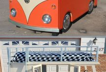 VW beds