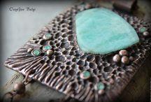 Jewelry / Интересная ювелирка и бижу, украшения, сделанные мной и другими мастерами