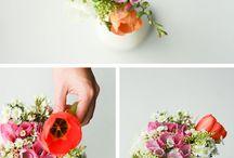 Floral DIYs