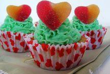 Cupcakes San Valentín & Miguelañez