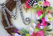 wreaths / by Vicki Smith