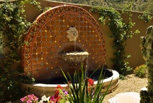Fountains / For more fountain inspiration and design ideas, go to http://www.landscapingnetwork.com/fountains/ . / by Landscaping Network