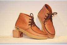 zapatillas cuero de mujer 34.900