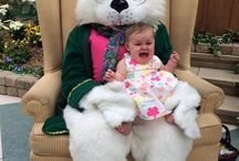 Creepy and awkward photos / Creepy Santa, creepy Easter bunny... or just awkward photos in general.