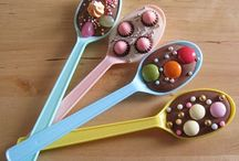 şekerleme çikolata
