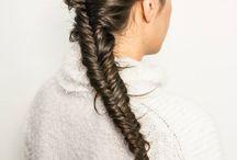 Hair+makeup / Inspiracje oraz nasze prace w zakresie stylizacji włosów i makijażu
