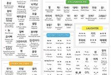 Speak korean