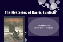 Year 5 / 6 writing- Haris Burdick