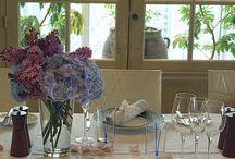 紫陽花 / アジサイのブーケや装花です
