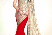 Adorable saree collection ! / Shop now - http://bit.ly/28TsTub